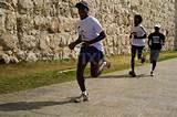 Interdits de marathon, 26 coureurs de Gaza