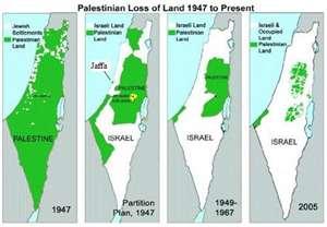 """Palestine: """"le grand remplacement"""", c'est ici…"""