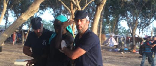 """Arrestation brutale de migrants africains en Israël : """"C'était l'enfer sur terre"""""""