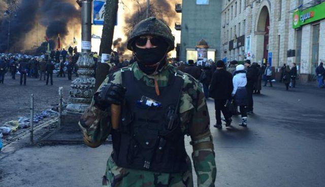 Des soldats de Tsahal à Kiev !