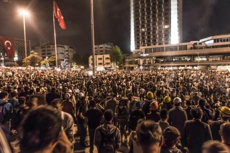 Appel des mouvements urbains d'Istanbul