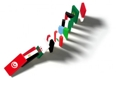 LE PARI(S) DES RÊVOLUTIONS ARABES [2011]