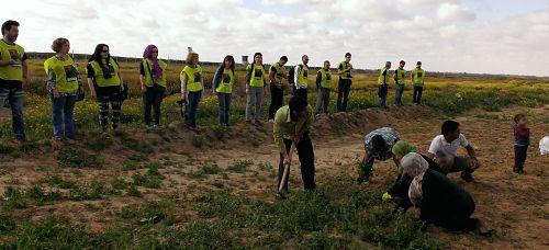 Gaza: retour d'une mission avec les Brigades Unadikum