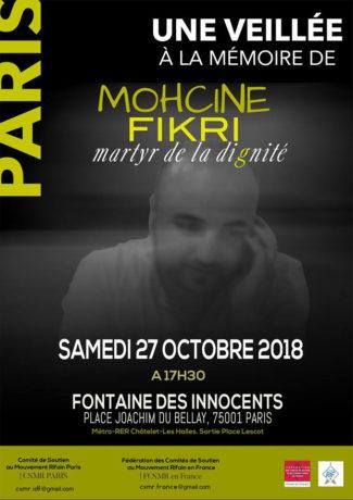 Il y a deux ans, Mohcine Fikri était tué dans le RIF marocain