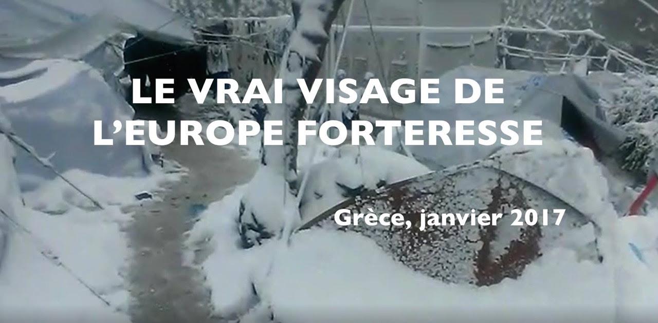 Grèce : le vrai visage de la forteresse européenne