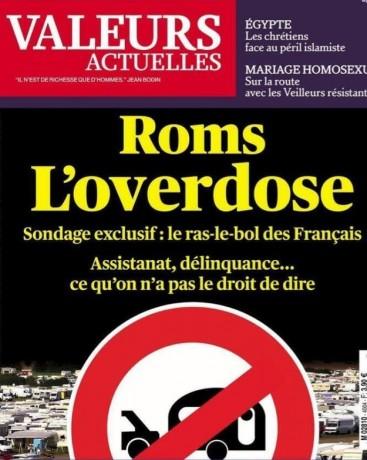 La haine des Rroms : le plus petit dénominateur commun (Quartiers libres)