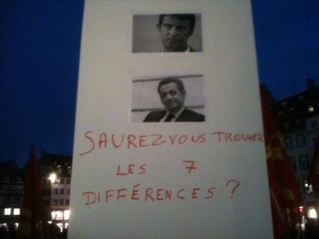 Les Jeunes Communistes mobilisés pour Leonarda et Khatchik à Strasbourg