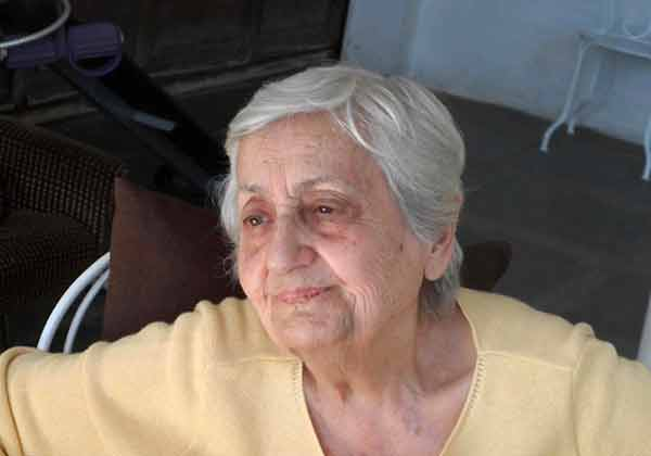 La moudjahida et militante anticolonialiste Eveline Safir Lavalette est décédée