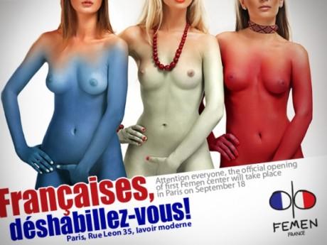 L'obsession Femen avec la nudité alimente un féminisme colonial raciste