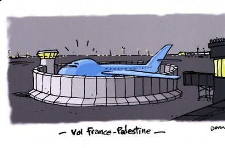Bienvenue Palestine: Israël viole le droit à la libre circulation aérienne