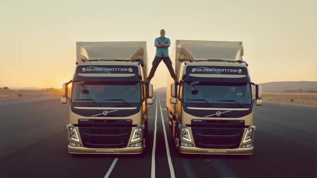 Privés de carburant à Gaza, des humoristes pastichent une pub avec Van Damme