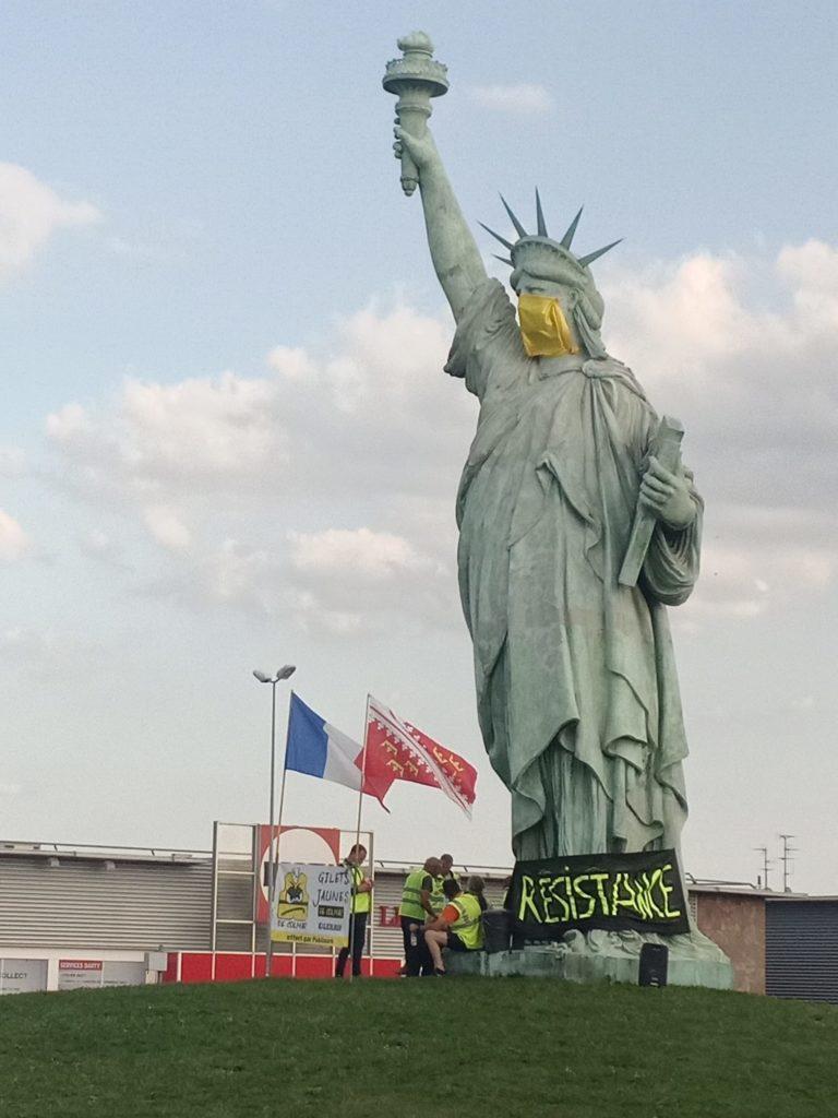 Rentrée des luttes en Alsace