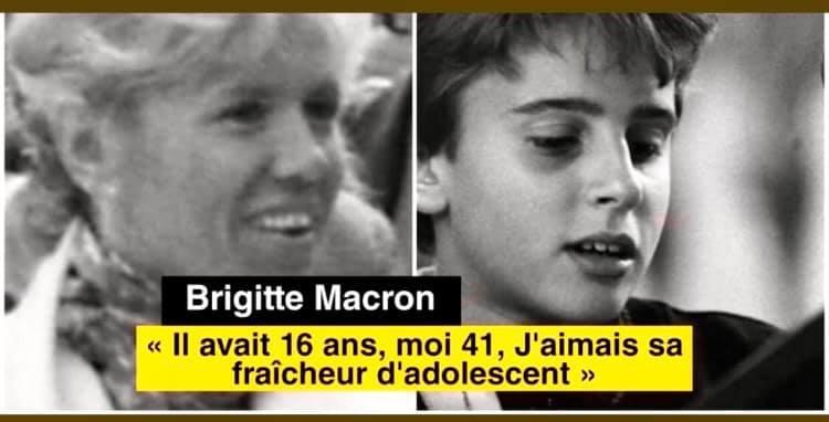 Brigitte et Emmanuel
