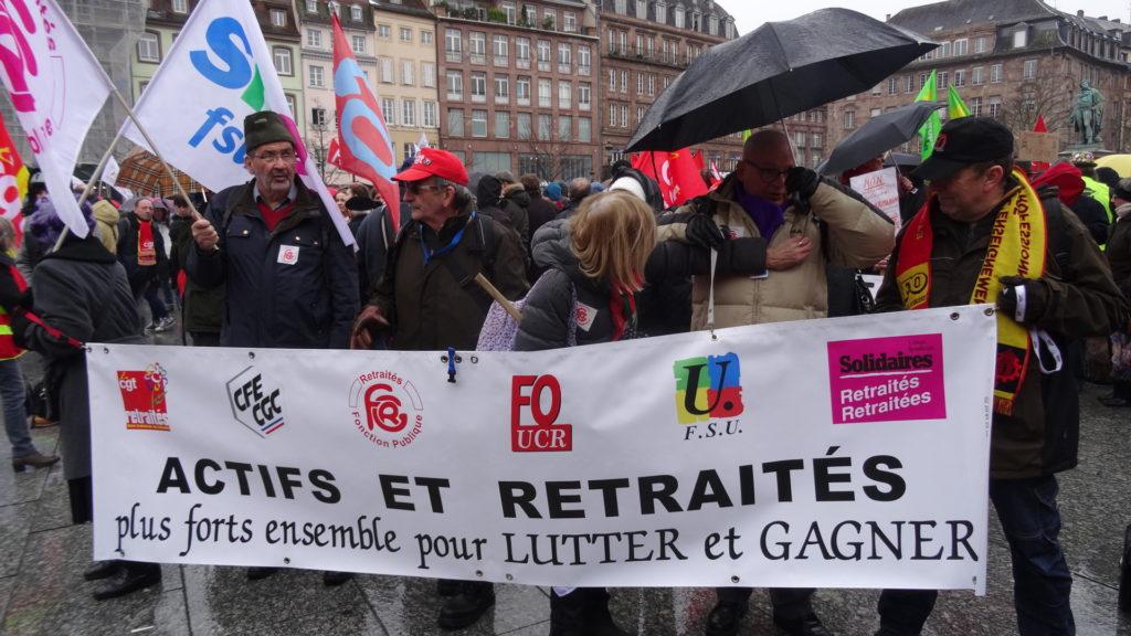 Dans la rue, avec les soignants, le 16 juin à Strasbourg