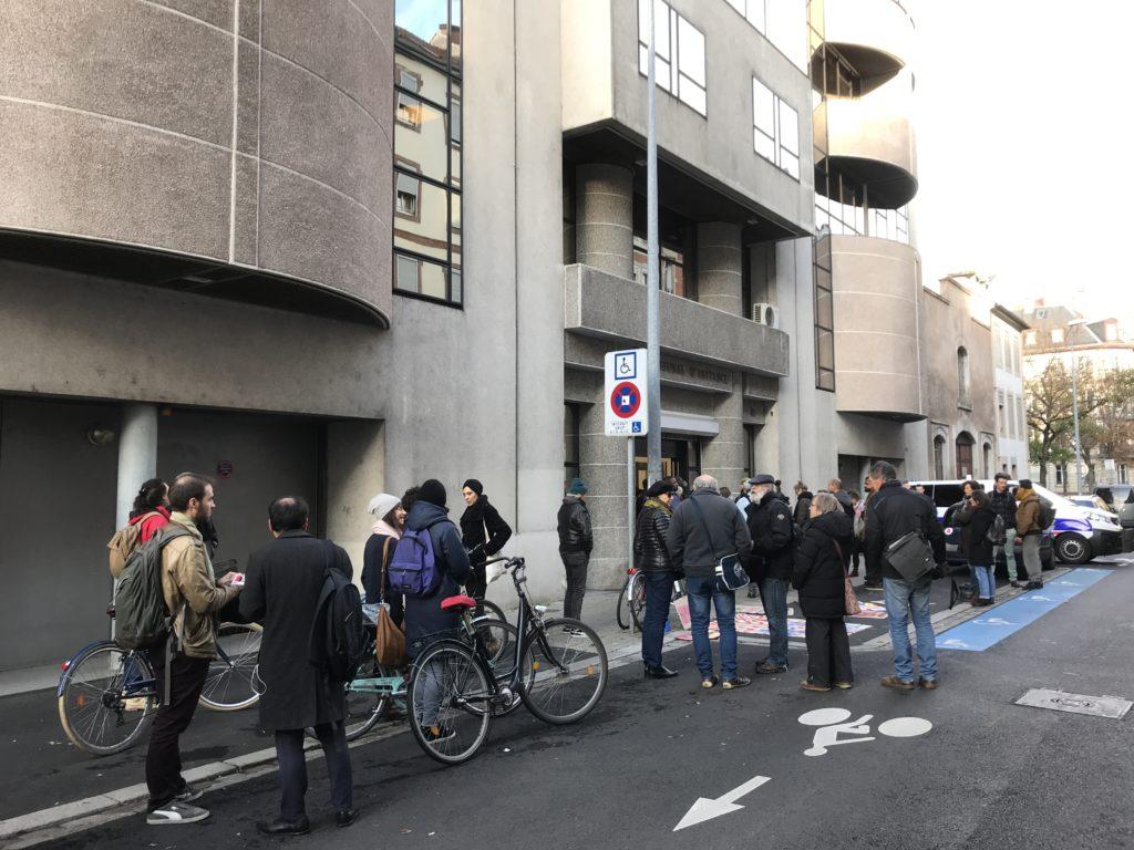 Hôtel de la rue