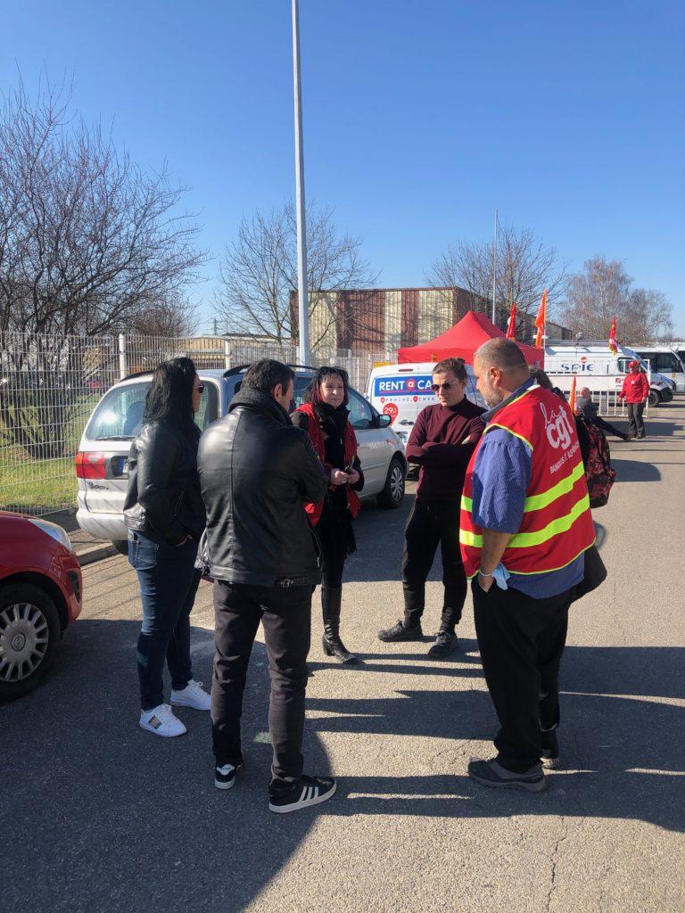 3e semaine de grève chez Kéolis-Striebig