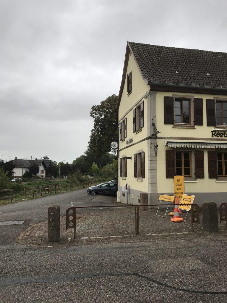 Des dizaines d'arbres abattus à Ergersheim