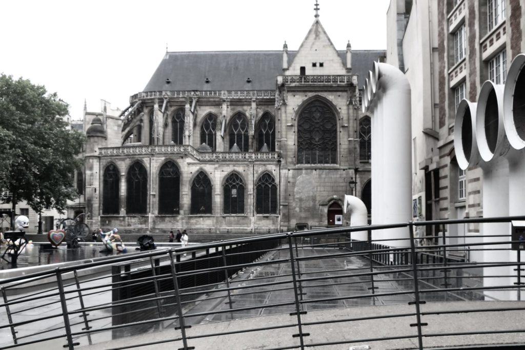 L'Archevêque de Paris veut fermer le Centre pastoral Saint-Merry