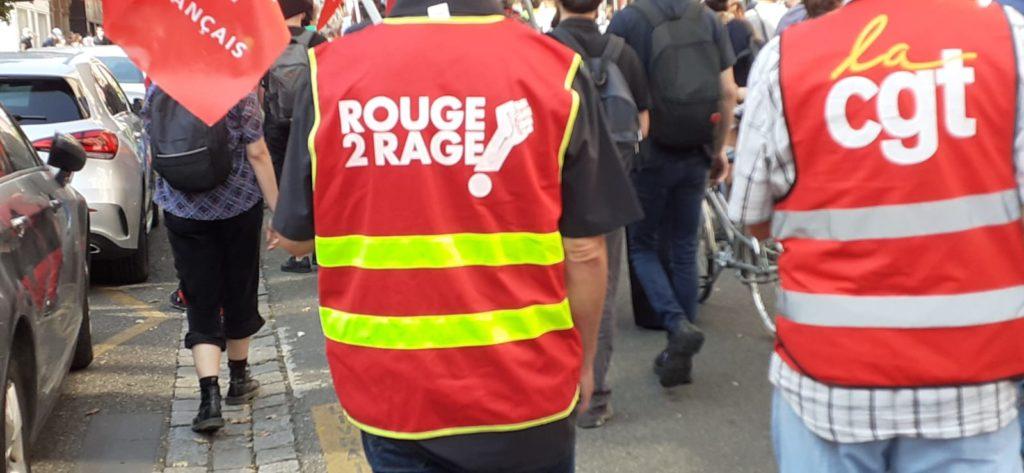 500 manifestants à Strasbourg et une intervention policière anti-gilets jaunes injustifiée