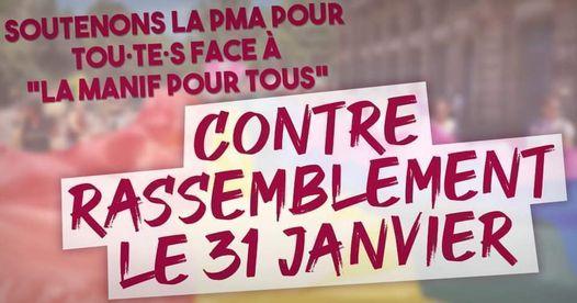 Strasbourg PE: Contre-manifestation face aux intégristes opposants à la PMA et à l'IVG