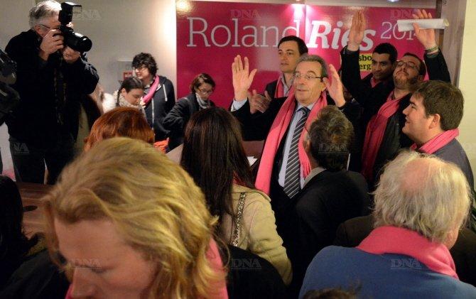 Port obligatoire du masque : Roland Ries partiellement désavoué par le Tribunal administratif