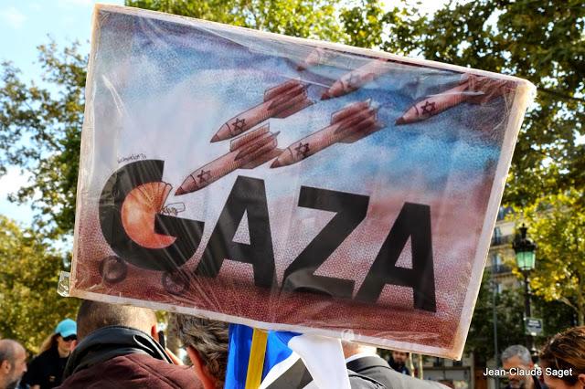 Être journaliste à Gaza