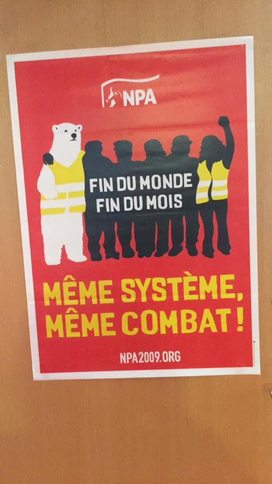 1er mai à Strasbourg: rouge, jaune, vert, féministe, écologique, internationaliste