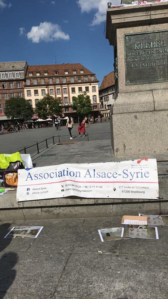 Manifestations pour le droit au logement, pour la Palestine, la Syrie démocratique et contre la 5G
