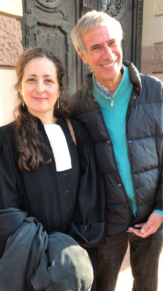 """Ils appellent ça """"justice""""…Gérard Avril en appel, Gaspard Glanz encore prévenu"""