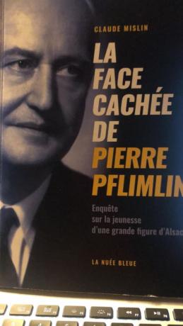 La face cachée de Pierre Pflimlin, par Claude Mislin