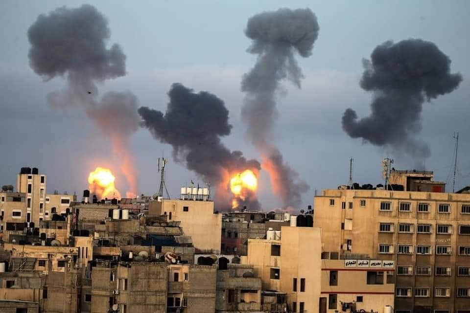 20 morts à Gaza, dont 9 enfants