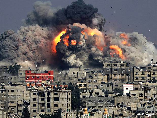 Atlantico: tout va bien à Gaza…