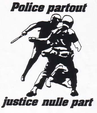 Racisme dans la police