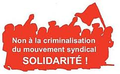 Toutes et tous devant le Tribunal de Strasbourg le mardi 8 décembre à partir de 8h.